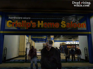 Dead rising pp crislips sign
