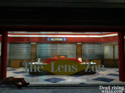Dead rising the lens zen