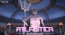Dead rising Atlantica Casino statue