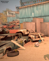 Dead rising case 0 safe house items auto yard 2x4 tire