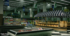 Dead rising case 2-3 medice run beginning grocery store