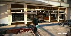 Dead rising sir book a lot