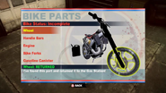 Dead rising 2 case 0 bike part progress screen