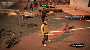 Dead rising 2 case 0 handle with care barricade