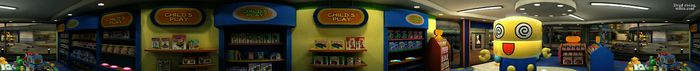 Dead rising Child's Play PANORAMA