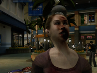 Dead rising zombies Entrance plaza (5)