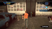 Dead rising 2 Case 0 safe house garage items