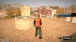 Dead rising broadsword mommas diner roof (2)