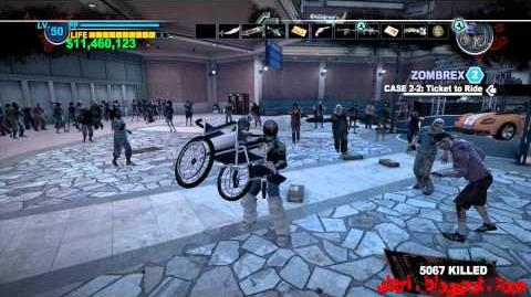 Dead Rising 2 - PC - My DR2 MOD - Improved Weapons Sneak Peak