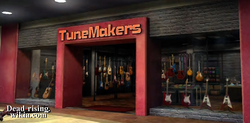 Dead rising tunemakers