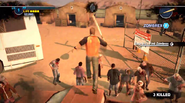 Dead rising 2 Case 0 quarantine zone jumping from vehicles (17)