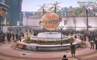 Dead rising 2 fortune park globe