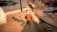 Dead rising 2 case 0 broadsword along roof (3)