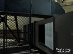 Dead rising air vent opening rooftop