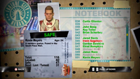 Dead Rising kevin notebook