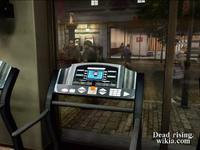 Dead rising pp flexin treadmill