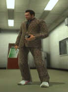 Dead rising Cold Hearted Snake outfit xbox live download 2