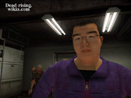 Dead rising survivors in security room (4)