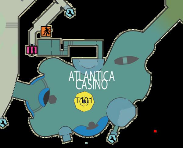 Dead Rising 2 Atlantica Casino