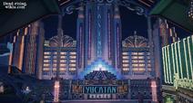 Dead rising Yucatan Casino