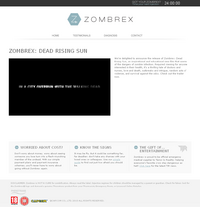 Zombrex - Movie