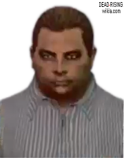 Dead rising richard bust