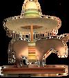 Dead rising Donkey Lamp