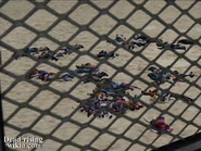 Dead rising overtime mode zombies dead parking lot