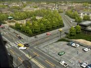 Dead rising main street beginning of game
