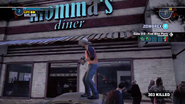 Dead rising 2 case 0 mommas diner sign outside (5)