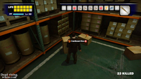 Dead rising warehouse cardboard box opening (2)
