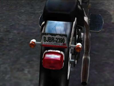 Dead rising license plate (3)