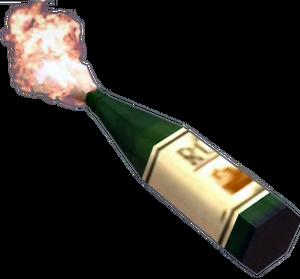 Dead rising molotov cocktail
