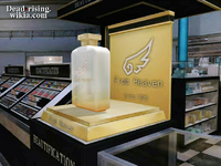 Dead rising perfume prop stand (2)
