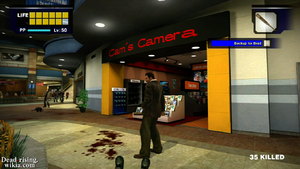 Dead rising walkthrough (2) cams camera