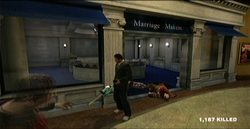 Dead rising marriage makers