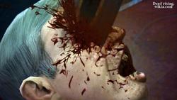 Dead rising sean sword in eye