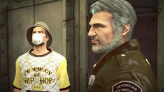 Dead rising 2 deynce return cutscene with sullivan
