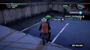 Dead rising 2 case 0 Handle with care broadsword have (2)