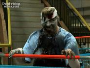 Dead rising zombie cart entrance plaza