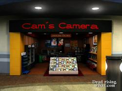 Dead rising cams camera