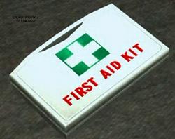 Dead rising case 2-3 medicine man first aid kit