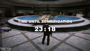 Dead rising overtime mode time until zombification