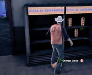 Dead rising 2 case 0 orange juice display safe house