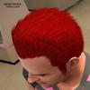 Dead rising clothing Red Hair Dye