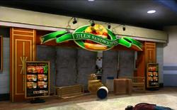 Dead rising jills restaurant during ronald scoop