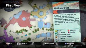 Dead rising 2 platnium strip map