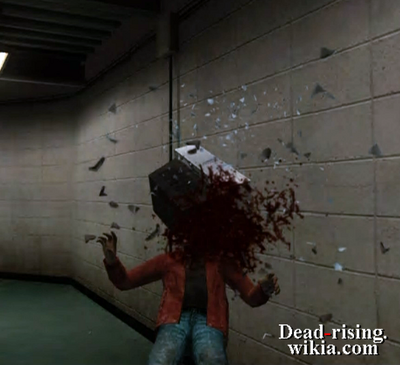 Dead rising warehouse items (6)
