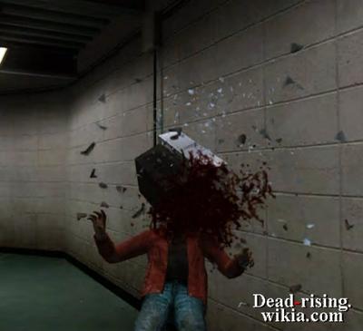 Dead rising warehouse items (6)
