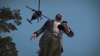 Dead rising helicopter shooting frank 2
